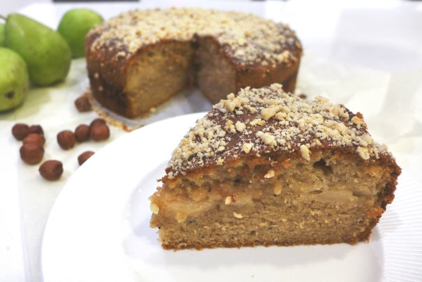 pear cake 2