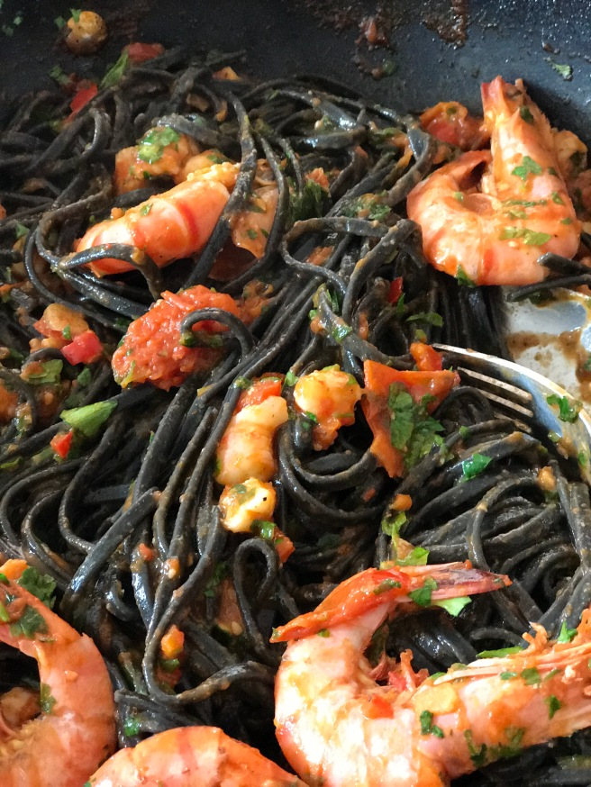 prawn squid ink pasta 2.jpg