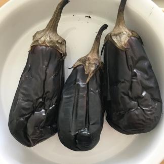eggplant dip a