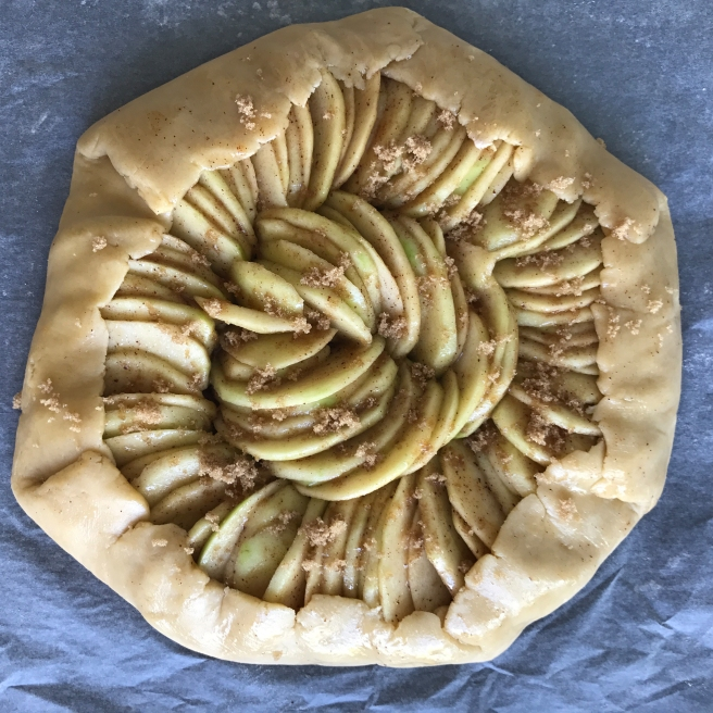 apple galette a1