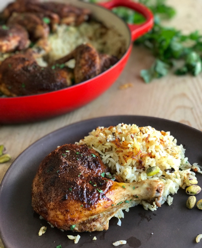 moroccan chicken rice2