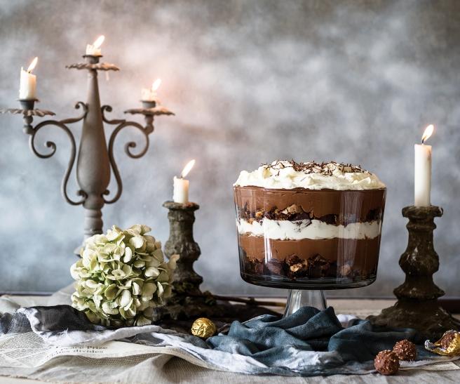 choc trifle