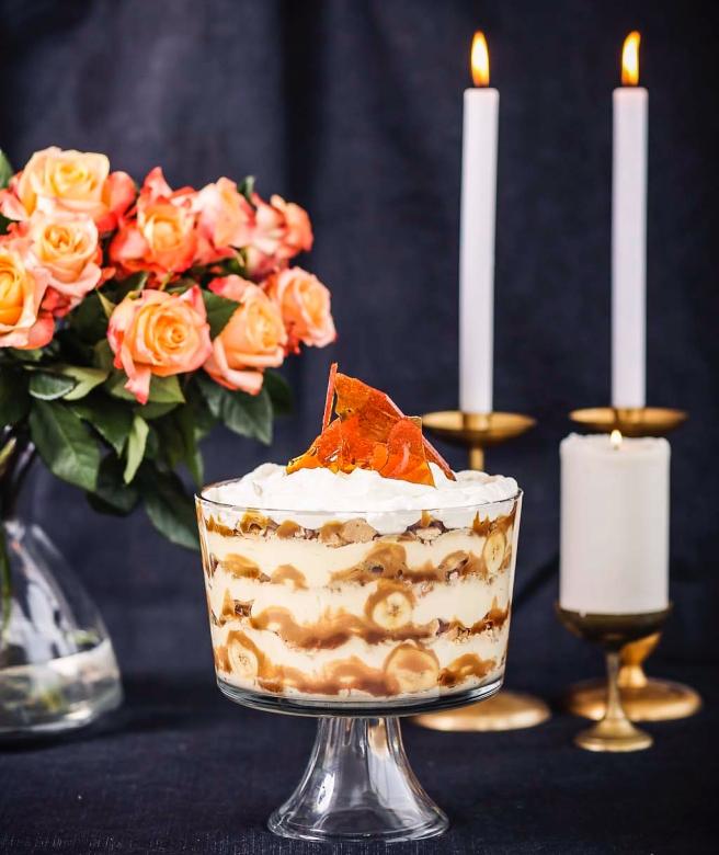 banoffee trifle 1